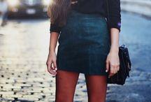 style. / Basics, boho and lots of black.  / by Heidi Wilson
