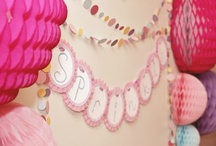 Icing Designs Letter Garlands  / by Icing Designs