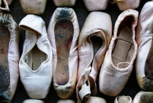 Corps de ballet  / by Icing Designs