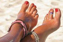 feet / by Robert Miller