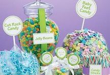 Candy / Cute and elegant candy recipes, displays and ideas.