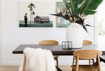 Home. / Modern home inspiration.