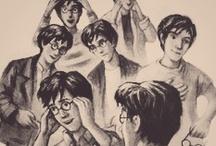 Harry Potter / by Kaili Duke