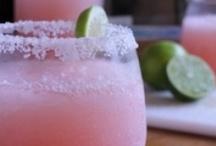 Pink Drinks & Food