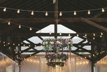 Rustic Wedding. / Rustic wedding ideas and inspiration.
