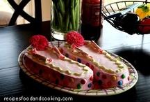 Cake Recipes / All kinds of cake recipes!