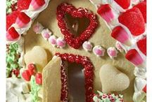 Gingerbread Houses / Gingerbread Houses of all kinds!