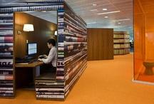 """Place 2.5 """"Nieuwe inrichtingsconcept voor kantoren"""" / de nieuwe emotionele cultuur van het kantoor - originele inrichtingsconcepten voor kantoren / by Burovorm Collection"""