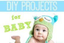 Baby Crafts / by Amanda Saulter