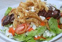 Salad Recipes / Salad Recipes of all kinds!