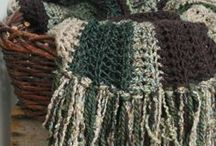 crochet/knit / by Bonni Byers