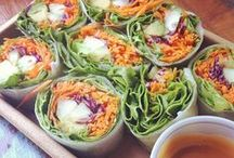SKINNY EATS  / EATING TO LIVE: Healthy Meals  / by LisaMarie Lavarias