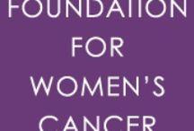 The Foundation's Original Pins / Foundation for Women's Cancer - original pins!