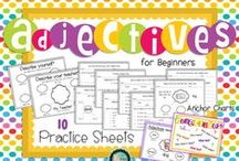 Teaching ideas / by Jessie Orlando
