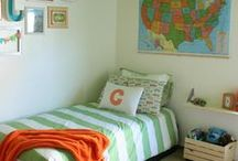 Boy's Room! / by Coni Stormo