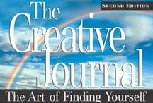 CREATIVE JOURNALING / by Annette Tarter