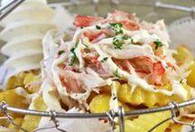 Seafood Recipes / Seafood Recipes of all kinds!