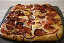 Pizza Recipes / All kinds of pizza recipes!
