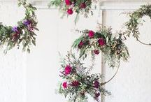 Wedding Decor. / Decoration at weddings to inspire.