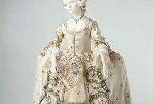 18th Century Fashion / by Kelsey Nichols