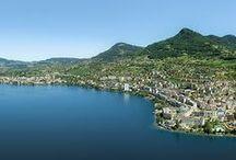 Montreux Riviera Panorama
