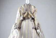 19th Century Fashion / by Kelsey Nichols