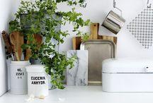 interiors - kitchen style
