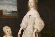 17th Century fashion / by Kelsey Nichols