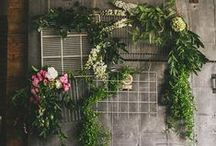 Industrial Wedding. / Industrial wedding inspiration and ideas.