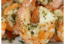 Seafood / Great recipes for shrimp, fish, and crab