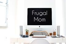 Frugal Momma On The Go / Be smart and frugal with all of your shopping goals. Frugal, frugal mama, frugal mom, be smart about money, save money