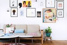 Dreaming roofi / Ideas and ispirations for our new apartment
