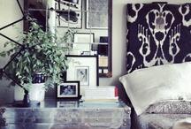 home | bedroom / by Mandi C