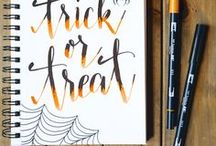 Halloween / Halloween crafts, decor, tutorials, and projects --- even costumes.