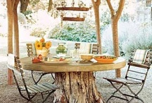 Home - Outdoor Spaces / by Tracie O'Brien
