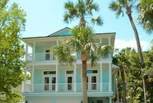 Home Decor Inspiration / Island Inspired Living / by Chelsea Hoffman