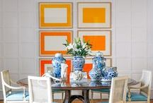 dining rooms / by Linda Holt