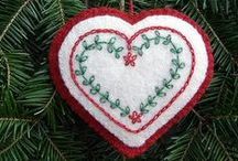 Christmas Crafts / Pretty things to make and do!