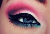 makeup / Creative makeup