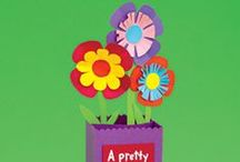Spring/Seasonal - Crafts & Activities