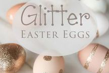 EASTER DECORATION / Easter decorations, ideas for kids, fun easter activities.