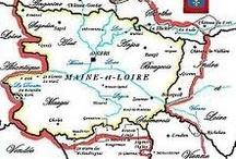 La nature en Anjou / L'Anjou offre à qui veut les découvrir de nombreux sites à visiter, je vais vous en faire découvrir quelques-uns