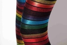 Arm-warmers and Leg-warmers / by Laura Harden