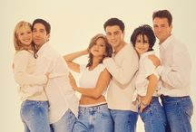 F.R.I.E.N.D.S / Everything you love about the best sitcom ever made!  / by Emily Kloska