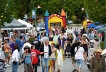 Festivals and Special Events on the Sunshine Coast / by Sunshine Coast Tourism, BC