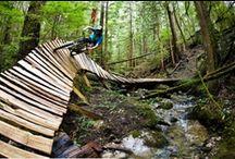 Mountain Biking / by Sunshine Coast Tourism, BC