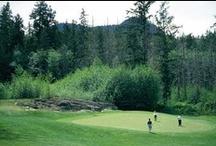 Golf on the Sunshine Coast / by Sunshine Coast Tourism, BC
