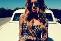 Love her style, my role model<3 / by Sheylarie Gonzalez