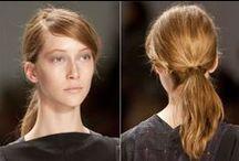 Hair: Ponytail