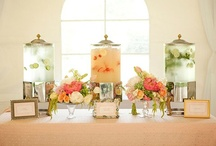Party & Hosting Ideas / by Chelsea Hoffman